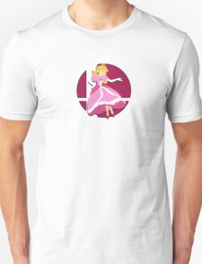 Smash Bros: Princess Peach Unisex T-Shirt