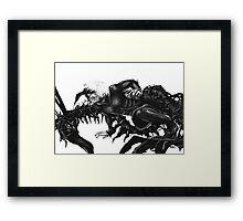 Kaneki Ken Ghoul Framed Print