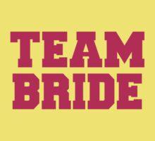 Team bride One Piece - Short Sleeve