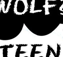 Teen Wolf - TFIOS  Sticker