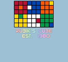 Rubik's Cube Est 1980 Unisex T-Shirt