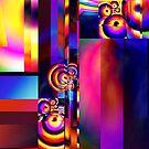 Night Techno by Heather Payson