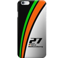 F1 2015 - #27 Hulkenberg iPhone Case/Skin