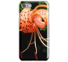 Tiger Lily iPhone Case/Skin