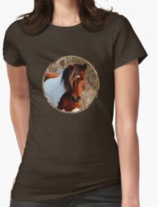 STANDS ALONE Womens Fitted T-Shirt