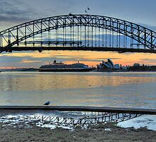 Need More Water - Sydney Harbour, -  Moods Of A City - The HDR Experrience by Philip Johnson