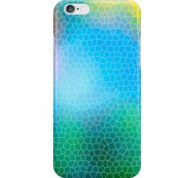 Abstract Glass Pattern iPhone Case/Skin