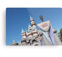 The castle Metal Print