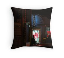B-street Throw Pillow