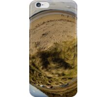 Lisfannon Beach, Fahan, County Donegal, Sky Out iPhone Case/Skin