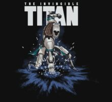 The Invincible Titan by Nick Overman