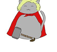 Thor Kitty by simbah