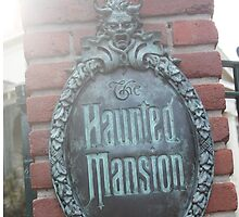 Haunted mansion by Disneylive