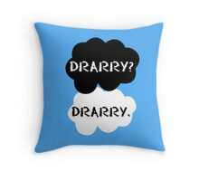 Drarry - TFIOS Throw Pillow