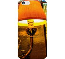 The yellow light  iPhone Case/Skin