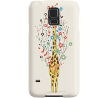 I Brought You These Flowers Samsung Galaxy Case/Skin