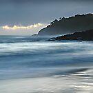 dawnscape #4 by carol brandt