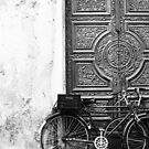 The door by Nour Kasem