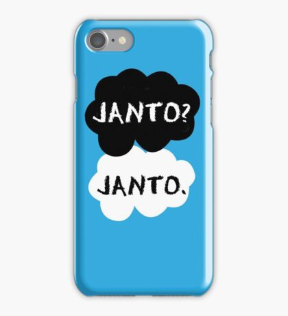 Janto - TFIOS iPhone Case/Skin