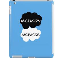 Mcfassy - TFIOS iPad Case/Skin