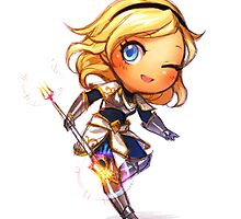 Little Lux by Tappina95