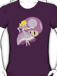 Super Smash Bros Peach T-Shirt