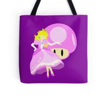 Super Smash Bros Peach Tote Bag