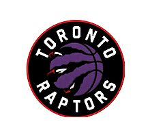 Toronto Raptors Alternate Logo Photographic Print
