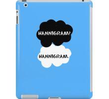 Hannigram - TFIOS iPad Case/Skin