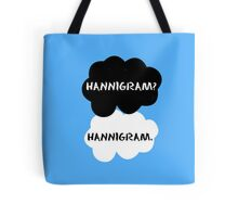 Hannigram - TFIOS Tote Bag