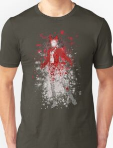 Scarlet Witch Splatter Graphic T-Shirt
