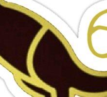 Raptors OVO Logo Sticker