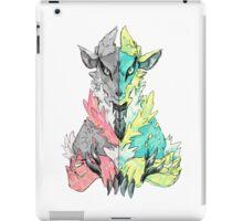 Monster Hunter - Zinogre iPad Case/Skin