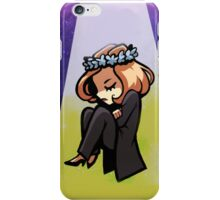 """Scully """"Sure. Fine. Whatever."""" iPhone Case/Skin"""
