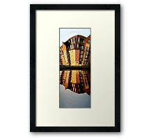 Belfast Apartments Framed Print