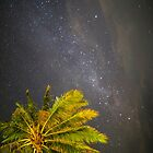 Candidasa Night Sky - Bali by Paul Campbell  Photography