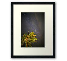 Candidasa Night Sky - Bali Framed Print