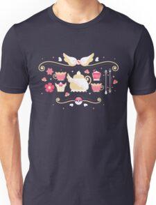 Fairy Tea Time Unisex T-Shirt