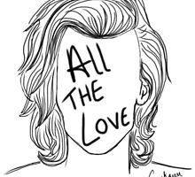 All The Love Harry  by etherealhs