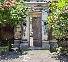 Traditional Village 2 - Bali by Paul Campbell  Photography