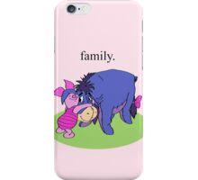 Eeyore and Piglet iPhone Case/Skin