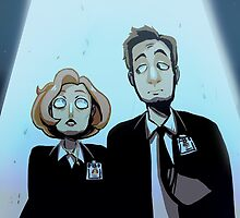 X Files by MuffinPines