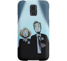 X Files Samsung Galaxy Case/Skin