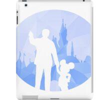 Diamond Disneyland iPad Case/Skin