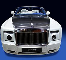 rolls royce phantom by Radoslav Nedelchev