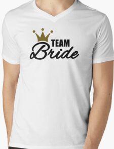 Team bride crown Mens V-Neck T-Shirt