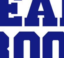 Team groom Sticker