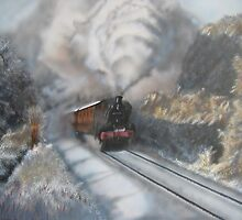 polar express by carss66