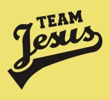 Team Jesus Kids Clothes