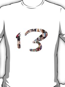 13-Taylor Swift T-Shirt
